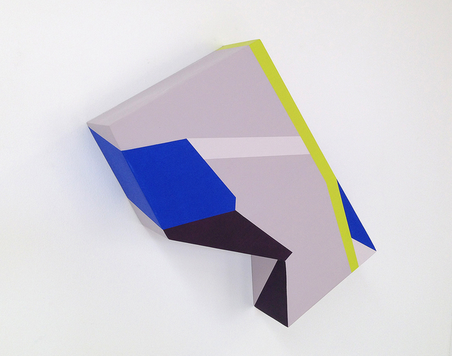 Zin Helena Song, 'Polygon in Space #3', 2013, River