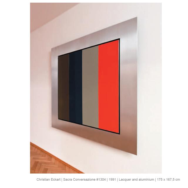 , 'Sacra Converzacione #1304,' 1991, Galerie Tanit