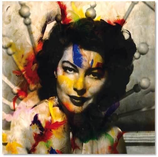, 'Ava Gardner ,' 2010, Eden Fine Art