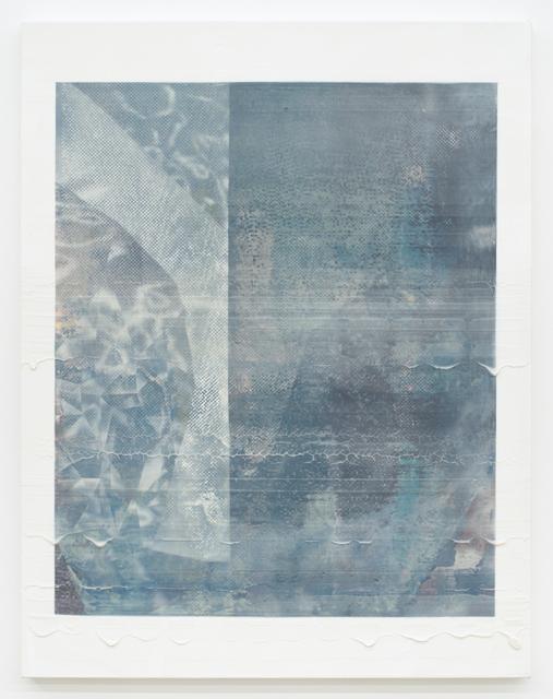 Heemin Chung, 'Be Born of the Foam #2', 2020, Painting, Acrylic, oil, gel medium and spray paint on canvas, 021gallery