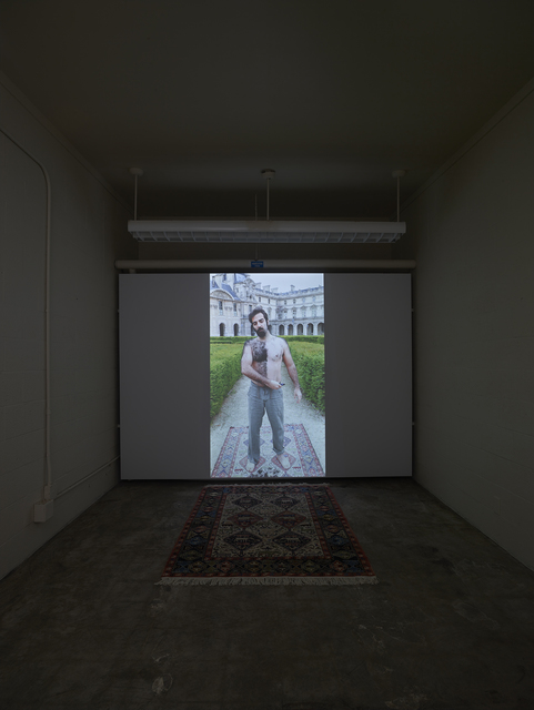 , 'Disintegration,' 2012, FOR-SITE Foundation