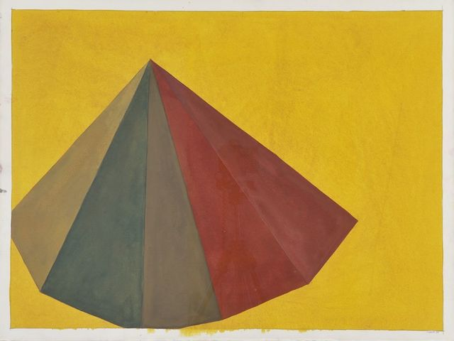 , 'PYRAMID,' 1986, THE CLUB
