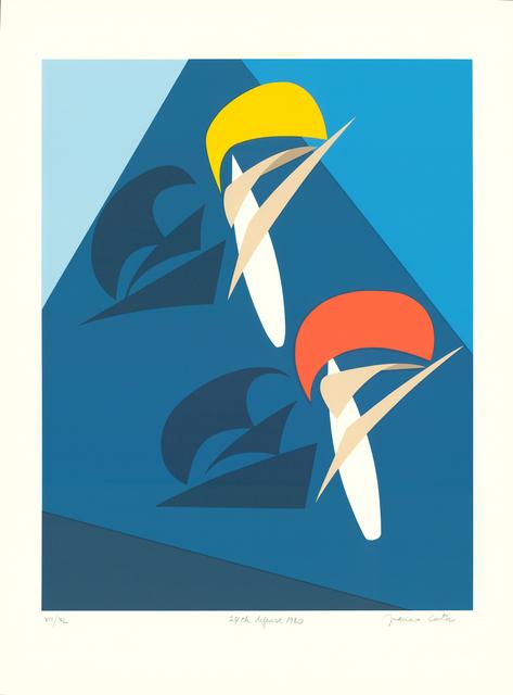 Franco Costa, '24th Defense', 1980, ArtWise