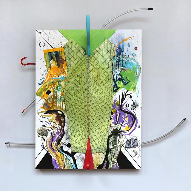 , 'Nose Cone,' 2018, GE Galería