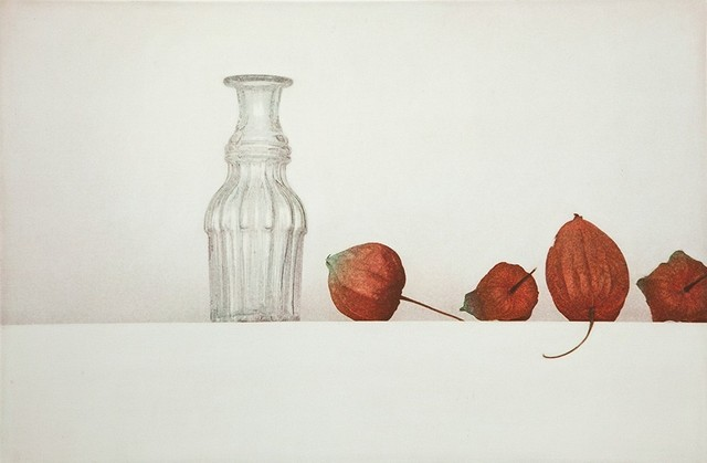 , 'Bottle & Ground Cherries,' 2012, Gallery Lux