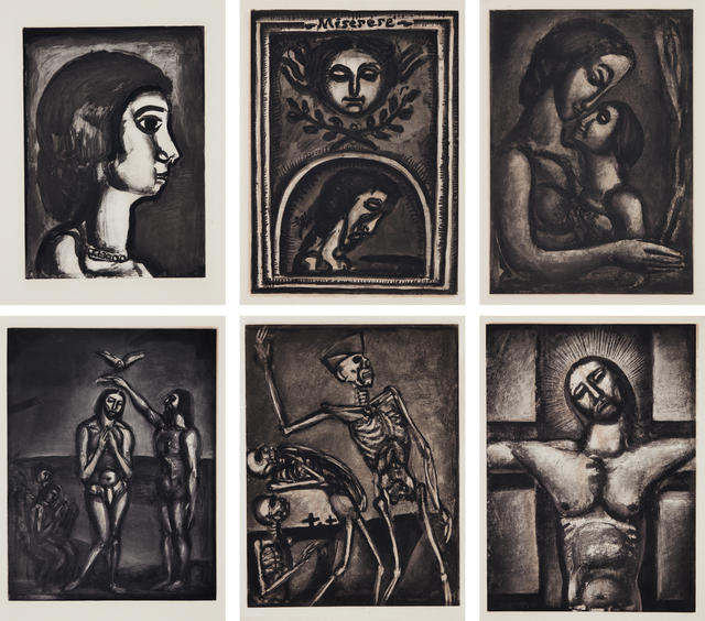 Georges Rouault, 'Miserere (Have Mercy)', 1922-27, Phillips