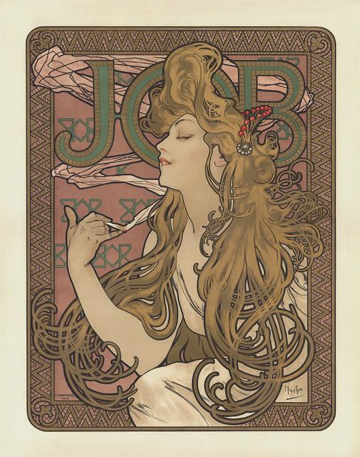 , 'Job.,' 1896, Rennert's Gallery