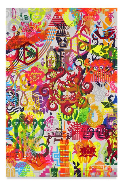 , 'Taipei Dangdai 3,' 2019, Miles McEnery Gallery