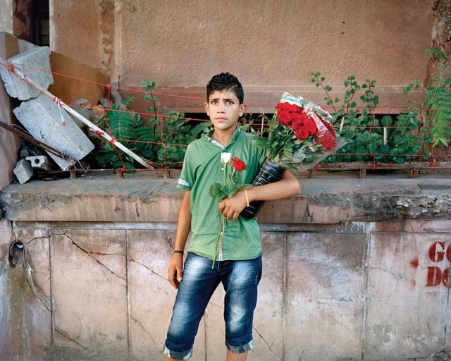, 'Hassan 15, Beirut,' 2014, C. Grimaldis Gallery