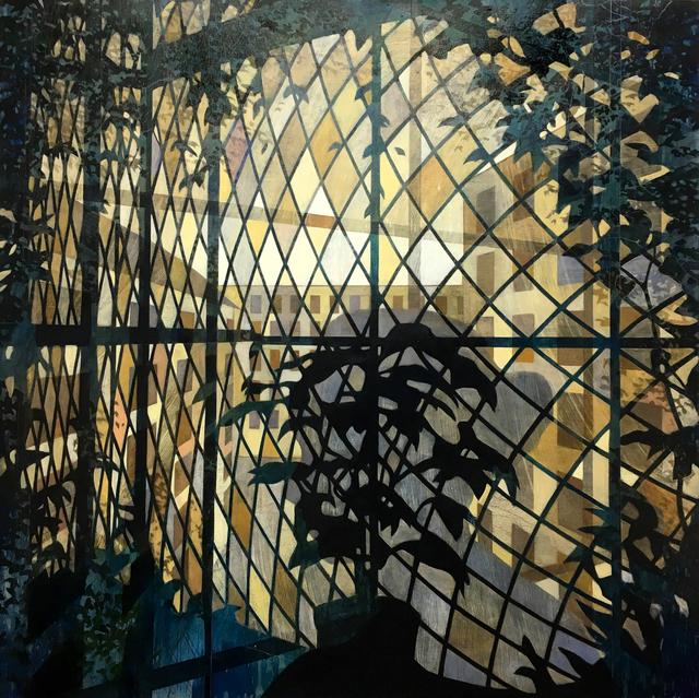 , 'Kelly's Window,' 2017, Gallery Henoch