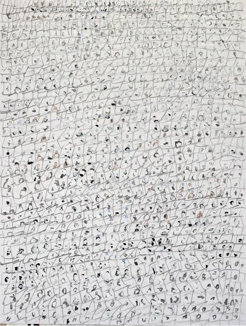 , 'Alle Gleich 2,' 2015, Galerie SOON