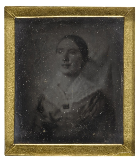 Anonymous American Photographer, 'Woman with Brooch', circa 1840, Sotheby's