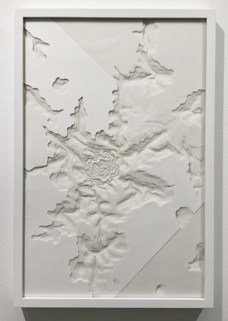 Noriko Ambe, 'White in white 2', 2018, MAHO KUBOTA GALLERY
