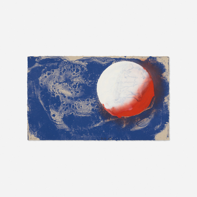 Howard Hodgkin, 'Moon', 1987, Rago/Wright