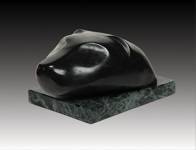 , 'Panther,' , Robert Hooke Sculpture Gallery