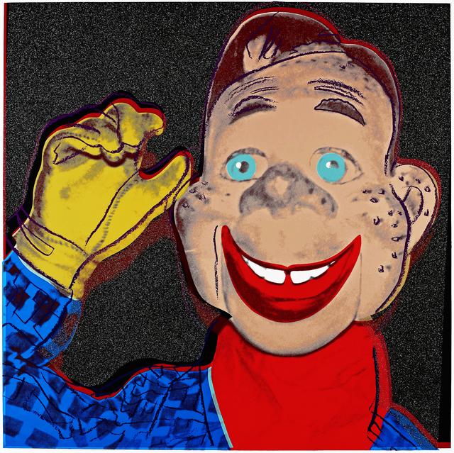 Andy Warhol, 'MYTHS: HOWDY DOODY FS II.263', 1981, Gallery Art