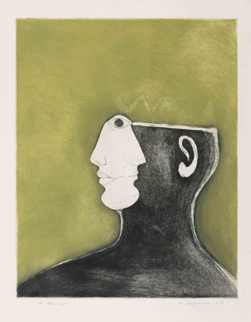 , 'Crowned Head,' 1999, Meem Gallery