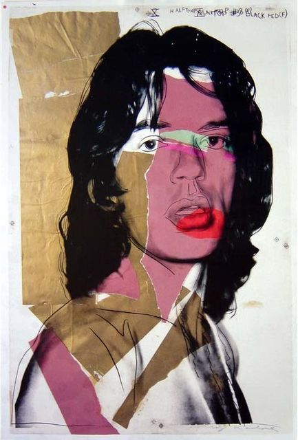 Andy Warhol, 'Mick Jagger - 1975', 2010, New Art Editions
