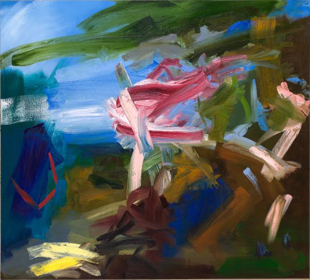 , 'Bacchus and Ariadne V,' 2016, DANESE/COREY