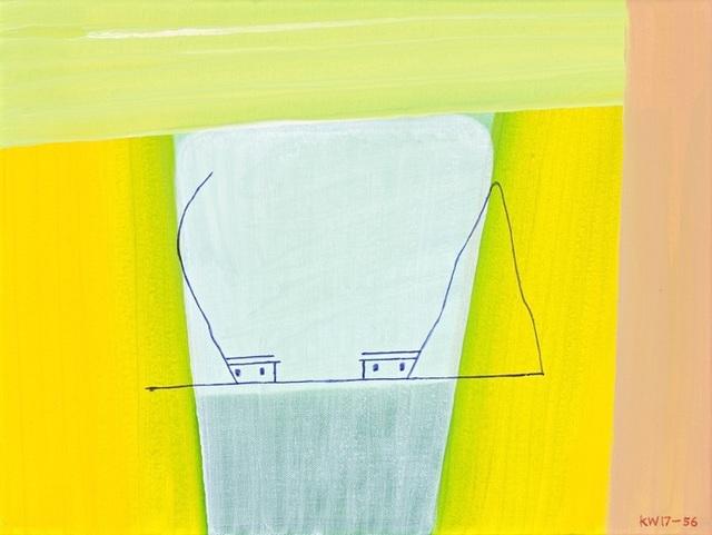 Karl Wiebke, 'Tales Of Two Houses 56', 2017, Charles Nodrum Gallery