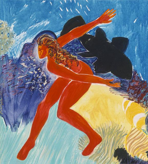 , 'Folomania,' 1992, Susan Eley Fine Art