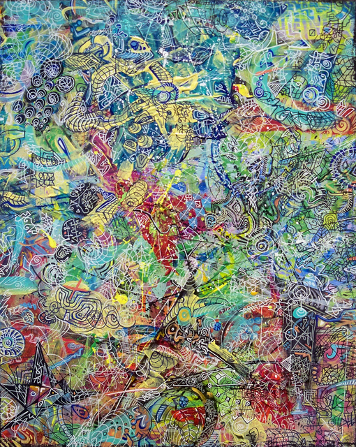 , 'Weightless,' 2017, Duane Reed Gallery