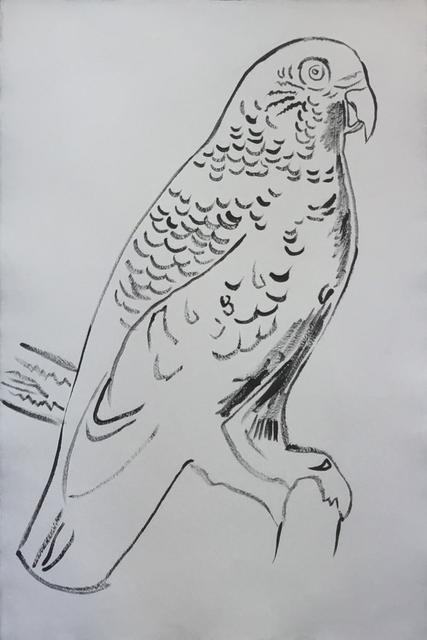 , 'Vanishing Animals -- Puerto Rican Parrot,' 1986, Hamilton-Selway Fine Art