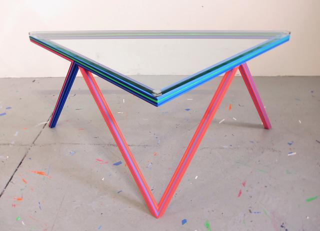 , 'Untitled Radio Lounge Series (side table/stool),' 2018, Upfor