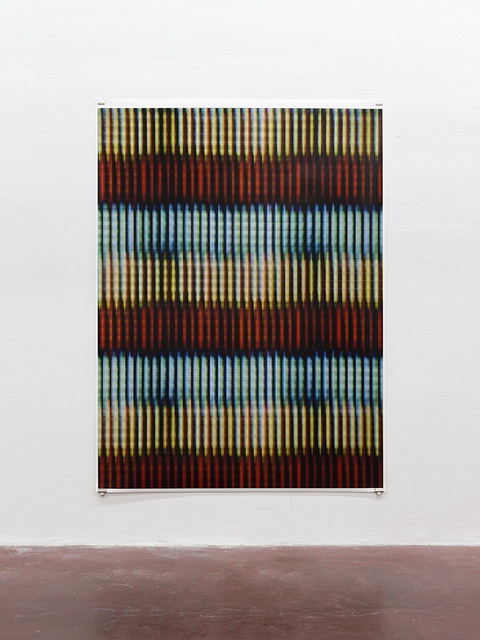 , 'Blinds [IX],' 2015, Dvir Gallery