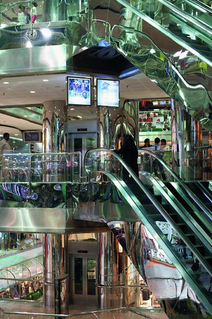 , 'Jeddah mall I,' 2012, Galerie Chantal Crousel