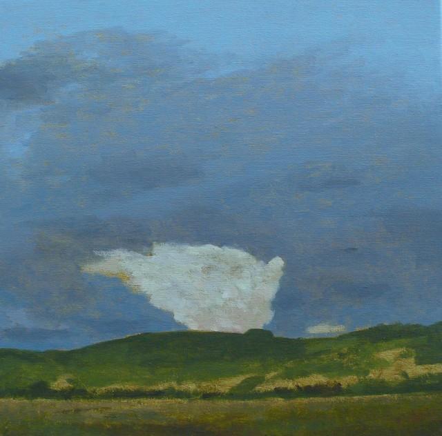 , 'Cloud,' 2017, Sladers Yard