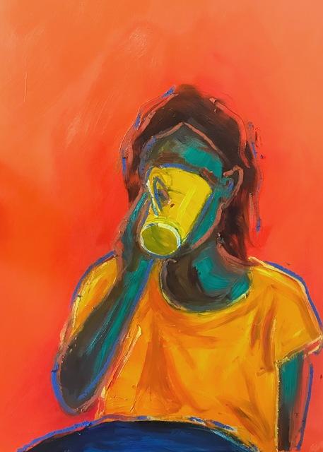 Anico Mostert, 'Tee', 2019, 99 Loop Gallery