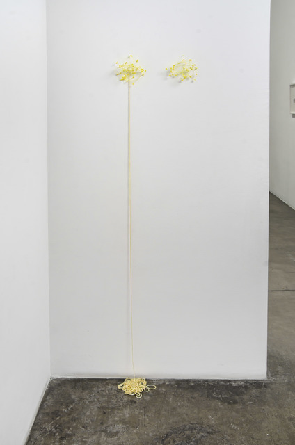 , 'Yellow Tears,' 2016, Shoshana Wayne Gallery