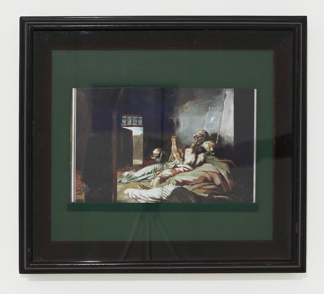 , 'Sognando Géricault,' 2018, Galerie Italienne
