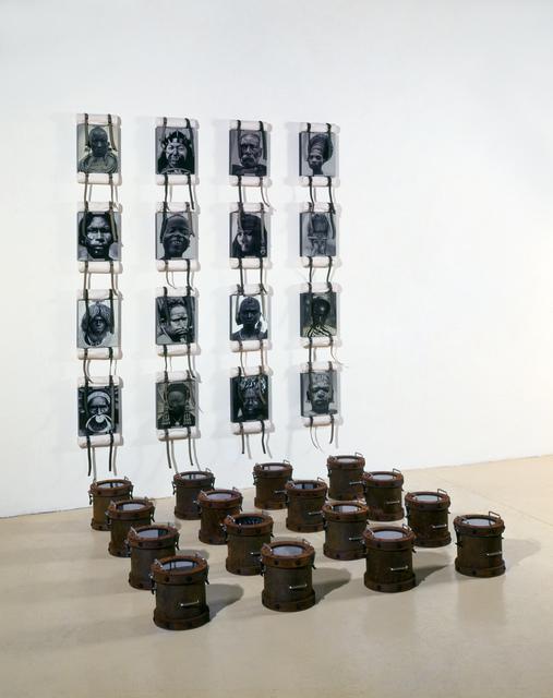, 'Style Piece/ Head Trip II,' 1992, Lehmann Maupin