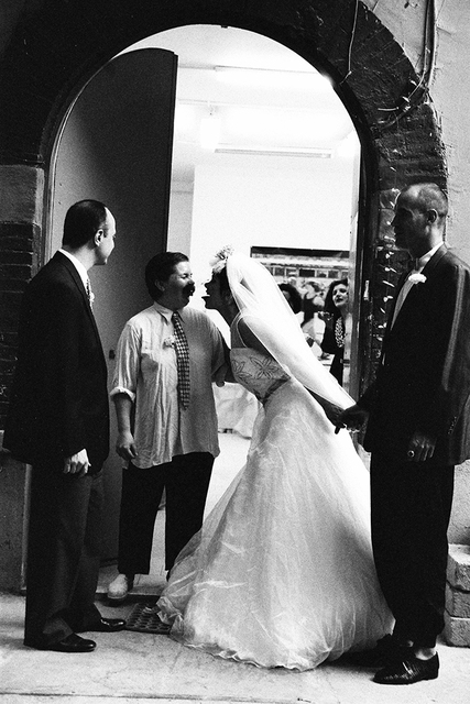 , 'Marriage with Three,' 1994, Zilberman Gallery