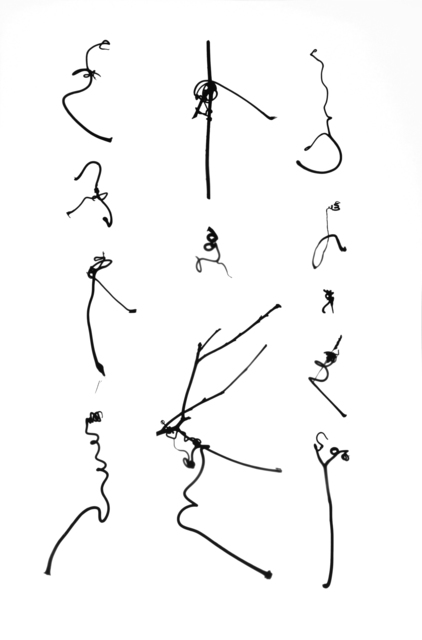 , 'Tracing the Origin IX_I_iv,' 2012, Chambers Fine Art