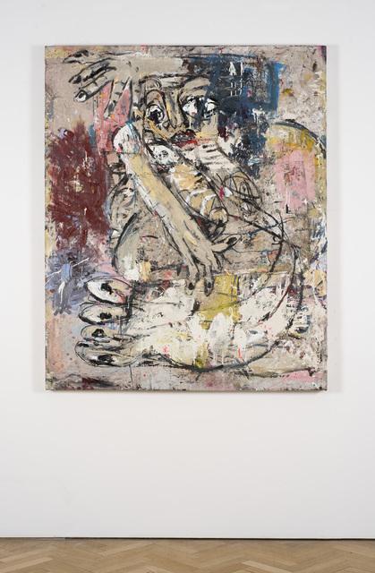 , 'Belfie (white foot),' 2016, Vigo Gallery