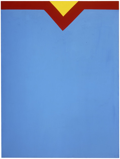, 'RED GULL,' 1964, Cheim & Read