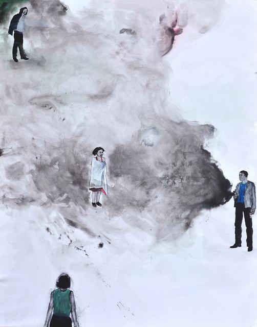 , 'Escapades II,' 2015, Ed Cross Fine Art
