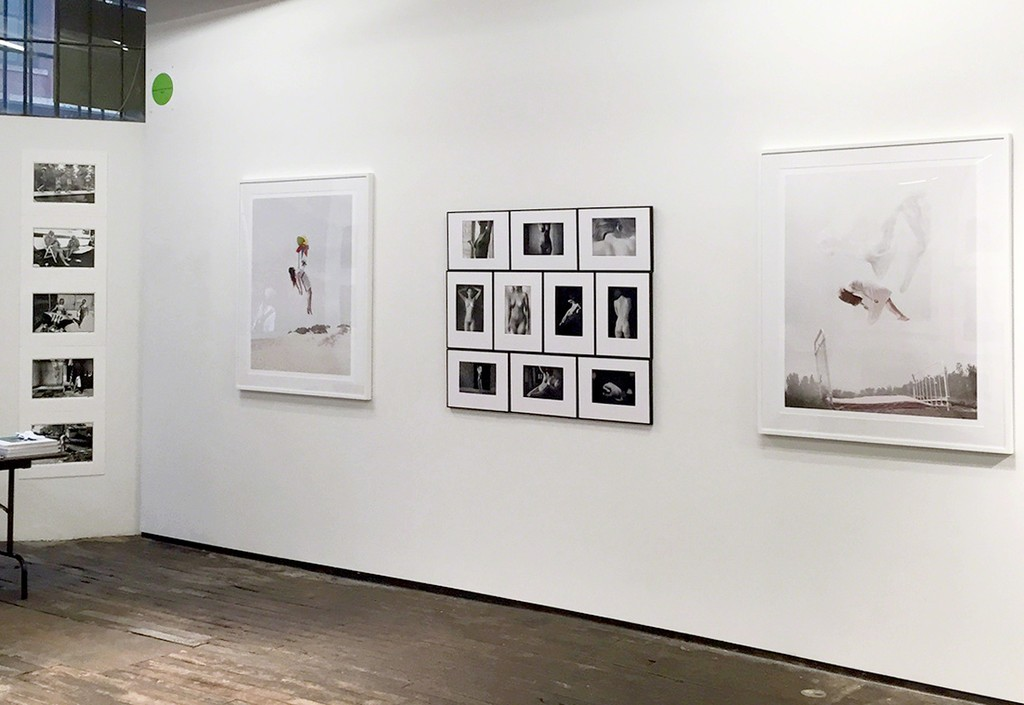 Galerie Esther Woerdehoff at Salon Zurcher Photo