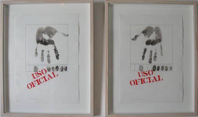 , 'USO Oficial,' 1974, Henrique Faria Fine Art