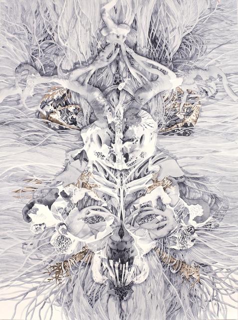 , 'Totem 4,' 2015, Pierogi