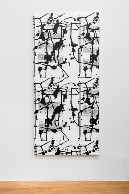 , 'Untitled (AM #5),' 2017, Galerie Maria Bernheim