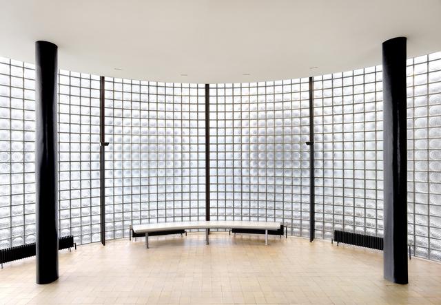 Candida Höfer, 'Cité Refuge de l'Armée du Salut (Le Corbusier) II Paris 2018', 2018, VNH Gallery