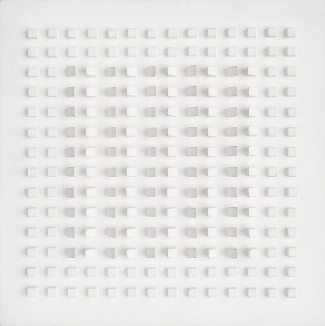 , 'Objet plastique No. 875,' 2007, Del Infinito