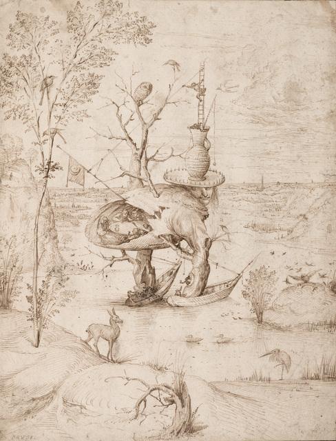 , 'Tree-man ,' 1500-1510, Museo Nacional del Prado