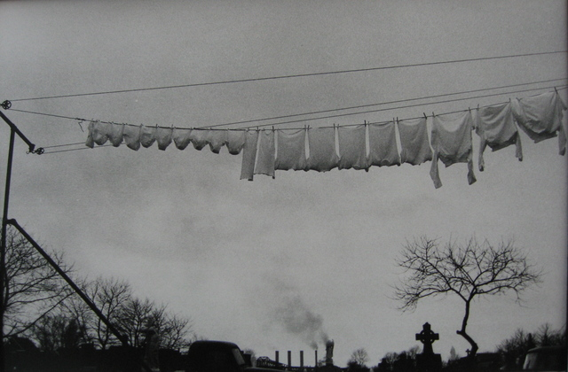 , 'Clothes Line, Jersey City,' 1966, PDNB Gallery