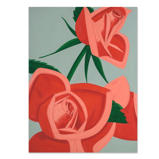 Alex Katz, 'Rose Bud', 2019, MLTPL