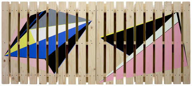 , 'Estiva 1,' 2017, Fernando Pradilla/El Museo